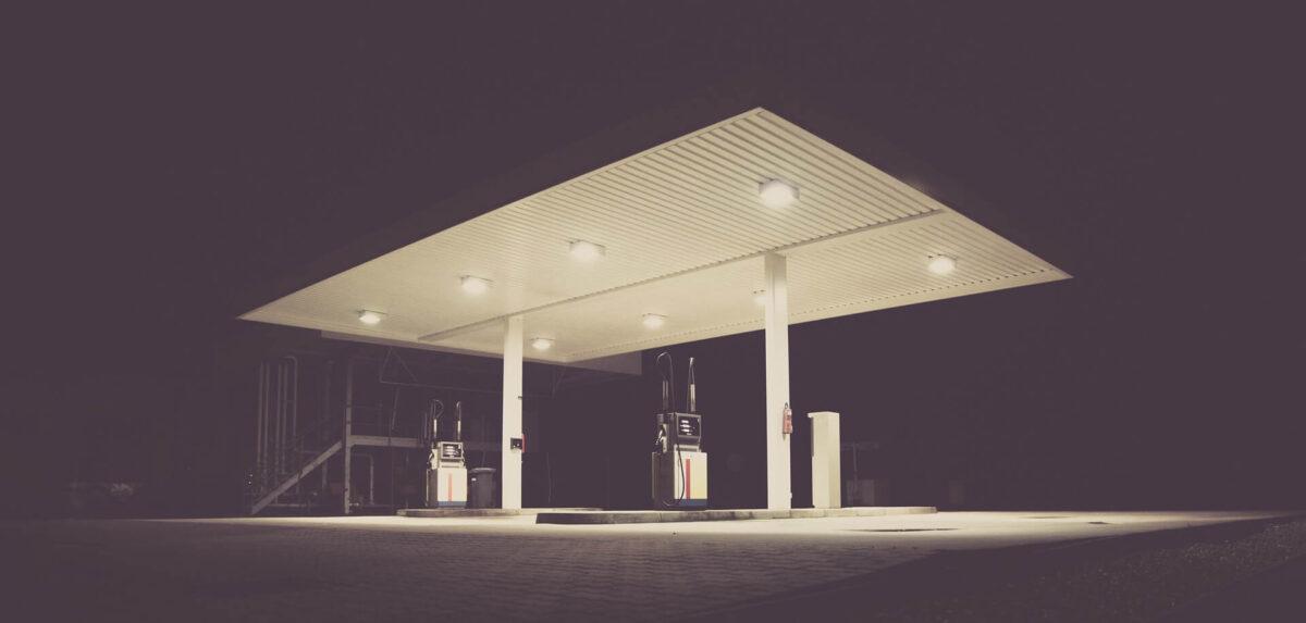 ガソリンスタンドのアイキャッチ画像