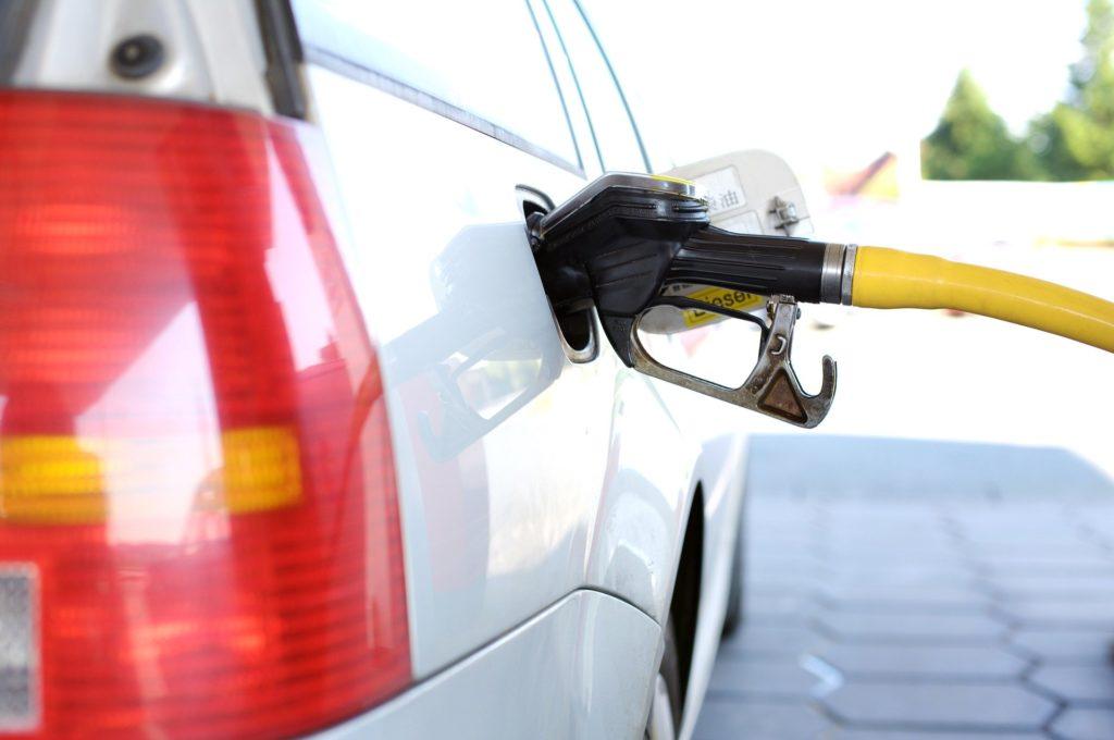 給油の画像