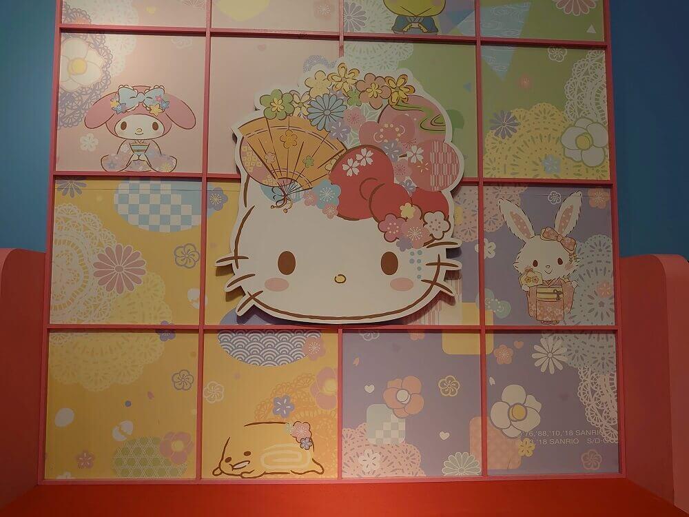 キティちゃんの画像