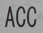 ACC表示灯の画像